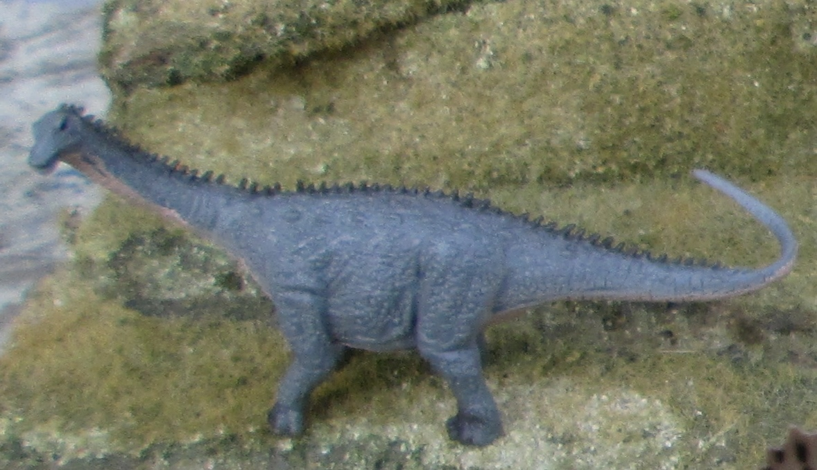 CollectA mini Apatosaurus