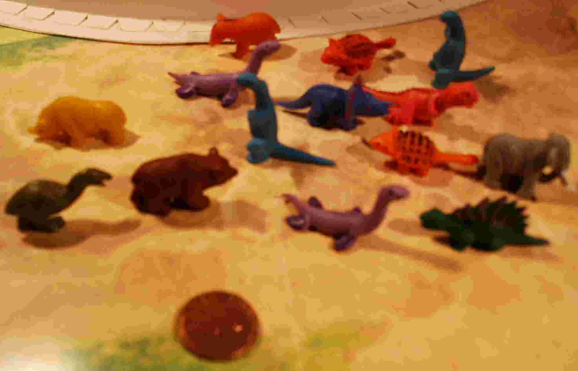 The Schleich Company Provides A Range Of Dinosaur Figures