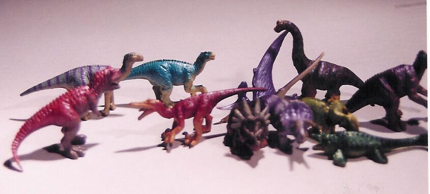 Submuseum And Chinasaur Dinosaurs