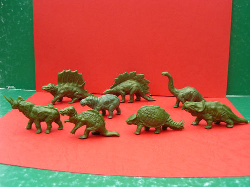 Dinosaur Collectables