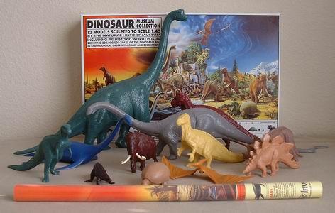 British National History Museum dinosaurs