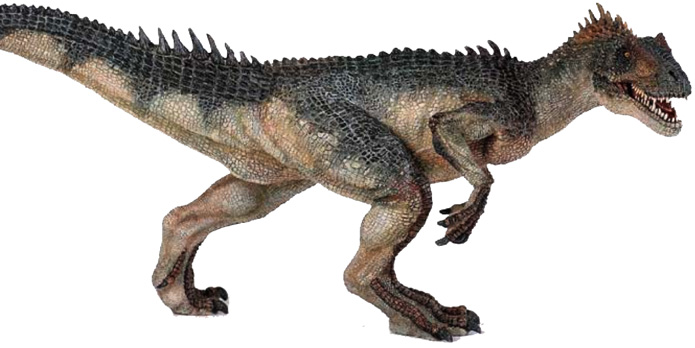 Papo Toys Allosaurus Dinosaur