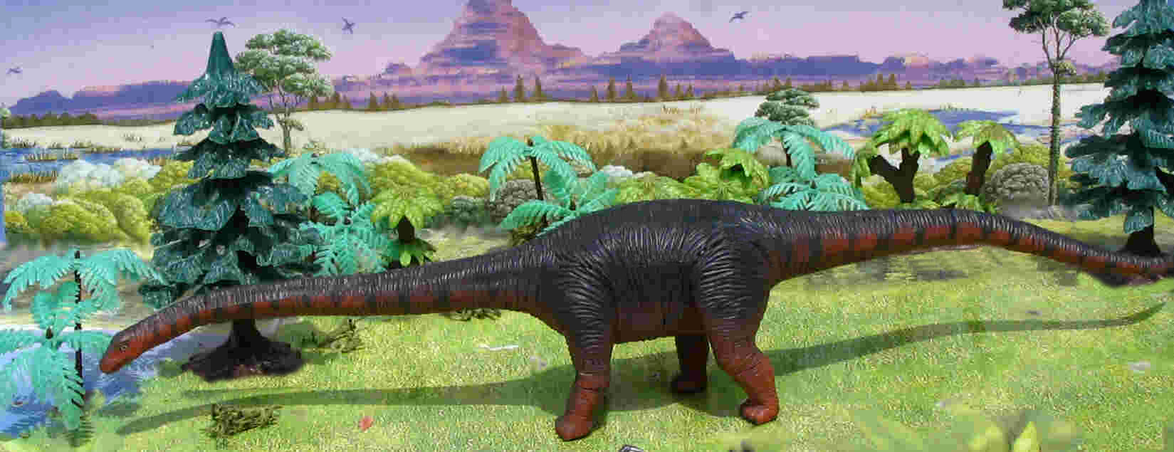 Image Gallery Seismosaurus